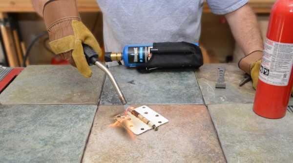 Как удалить старую краску со стен