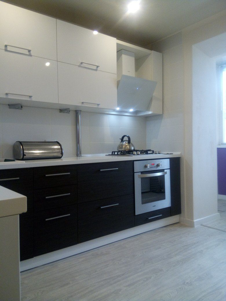 Дизайн кухни в стиле модерн, 19 фото в интерьере