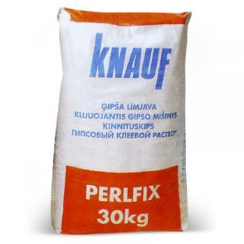 Клей для гипсокартона knauf perlfix: характеристики и применение