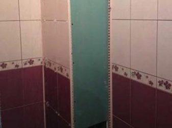 Как класть плитку на гипсокартон в ванной комнате — инструкция по укладке (фото, видео)