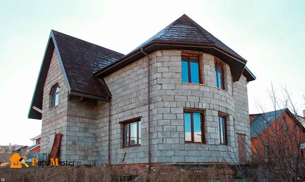 Современные строительные материалы для стен дома – виды и описание, фото
