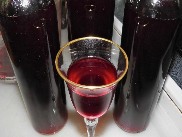 Вторичное брожение вина из мезги (жмыха) винограда в домашних условиях