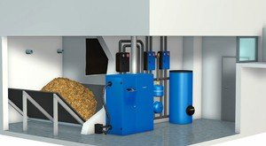 Котел на пеллетах для автономной системы отопления: устройство и принцип работы