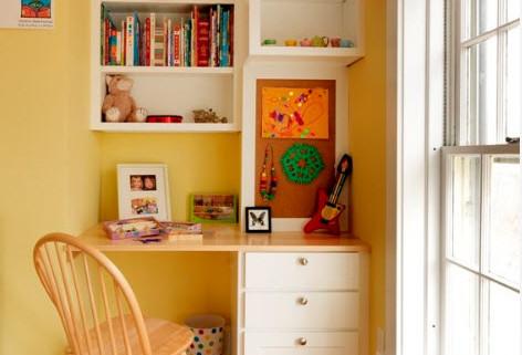 Разнообразные конструкции письменных столов для вашего индивидуального пространства
