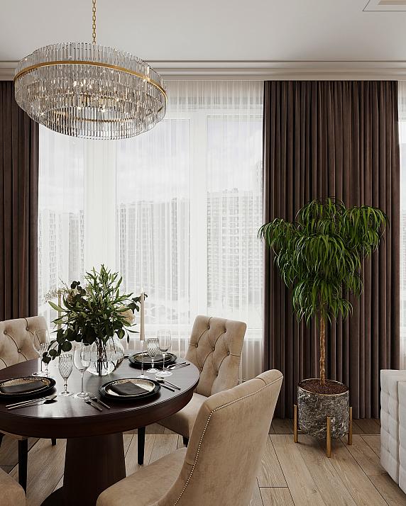 Интерьеры квартиры: фото просто и со вкусом для вдохновения