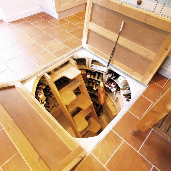 как сделать подвал под домом
