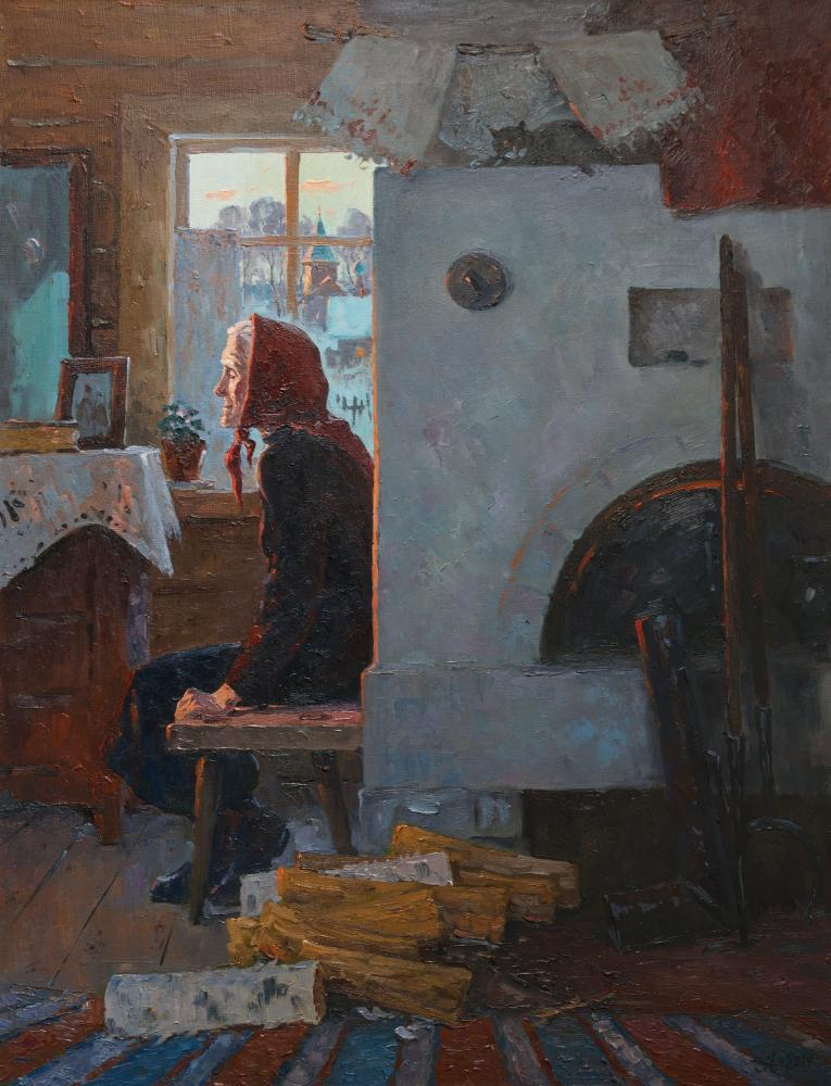 Симбиоз настоящего и прошлого! исконно русские печи в интерьерах домов