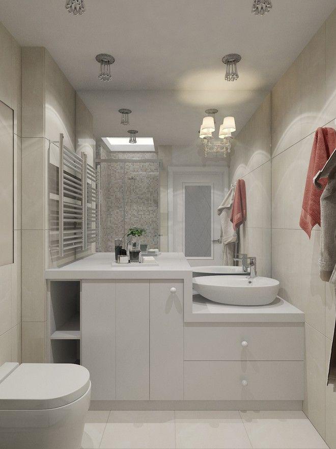 дизайнер ванной комнаты и туалета