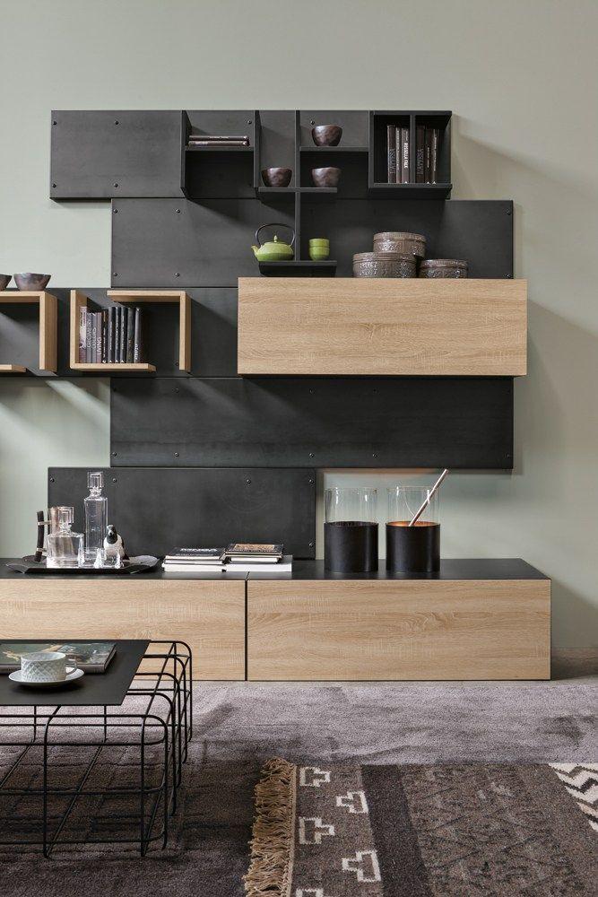 Современные стенки в гостиную (82 фото): выбираем красивые и стильные стенки в зал в стиле хай-тек и минимализм, модные идеи дизайна с корпусными мебельными стенками 2020
