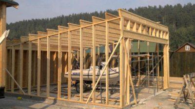 Балка двутавровая деревянная. размеры двутавровых балок