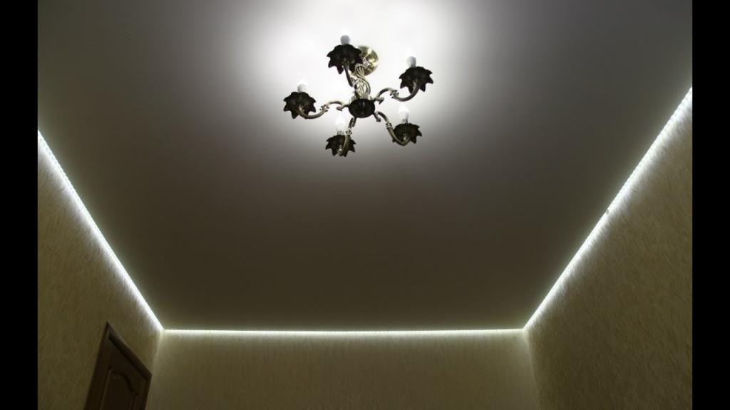 эффект парящего потолка