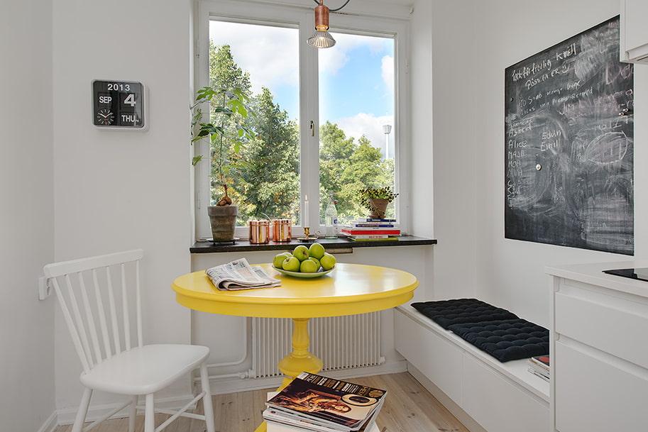 Раздвижной круглый стол на кухню: выбор раскладного кухонного стола, особенности складных круглых моделей диаметром 70-80 см и 90-100 см