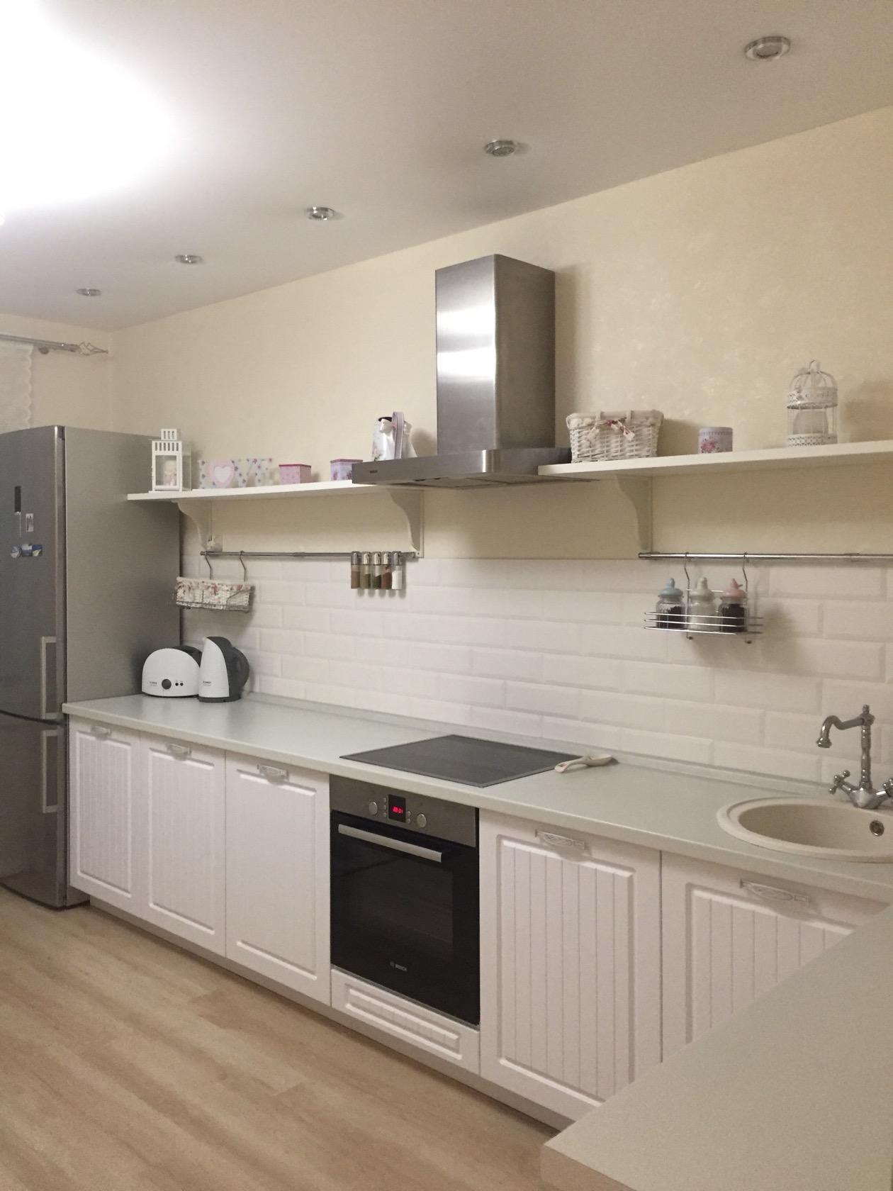 7 секретов коричневого цвета в интерьере кухни