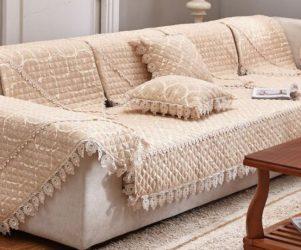 Как сшить чехол на диван своими руками, пошаговая инструкция с фото