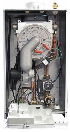 Обзор газового котла baxi luna-3 240 i