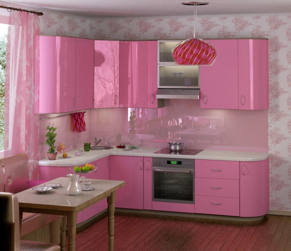 """Каталог розовых обоев недорого в москве - """"обои-элизиум"""""""