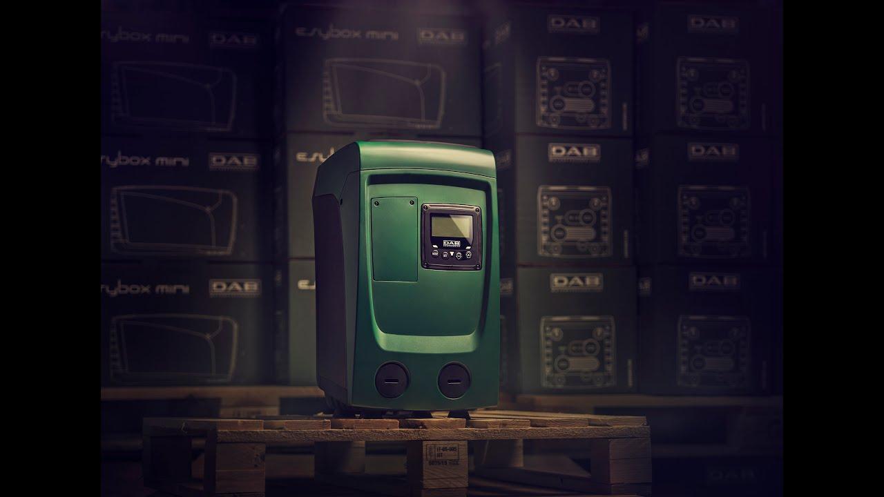 Dab e.sybox mini 3 насосная станция