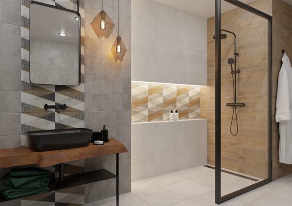 Оформляем ванную комнату в стиле лофт - новый взгляд на старые вещи