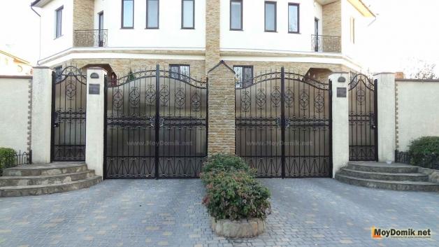 Откатные(сдвижные) ворота своими руками пошаговая инструкция