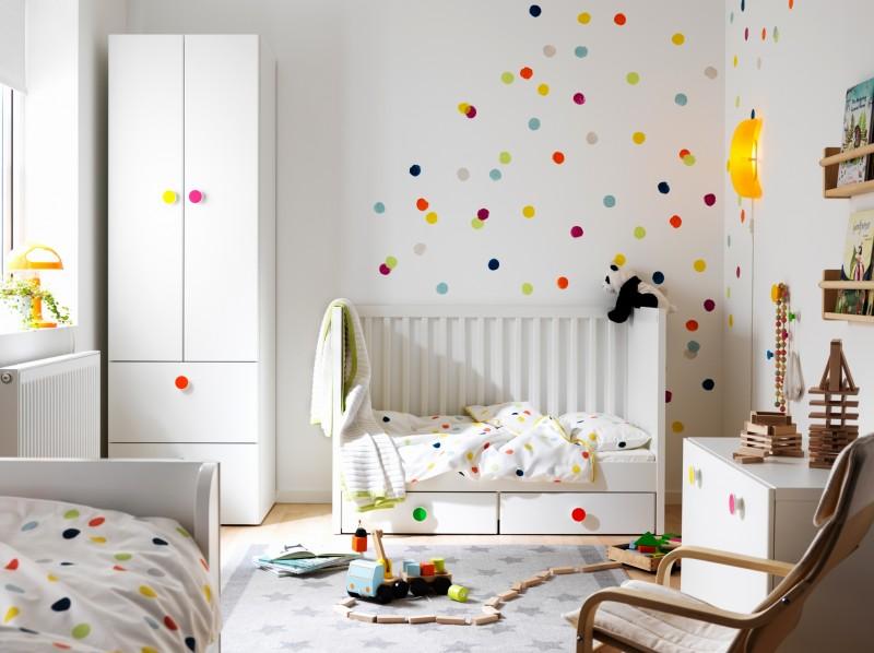 Дизайн детской комнаты — 45 фото современных идей