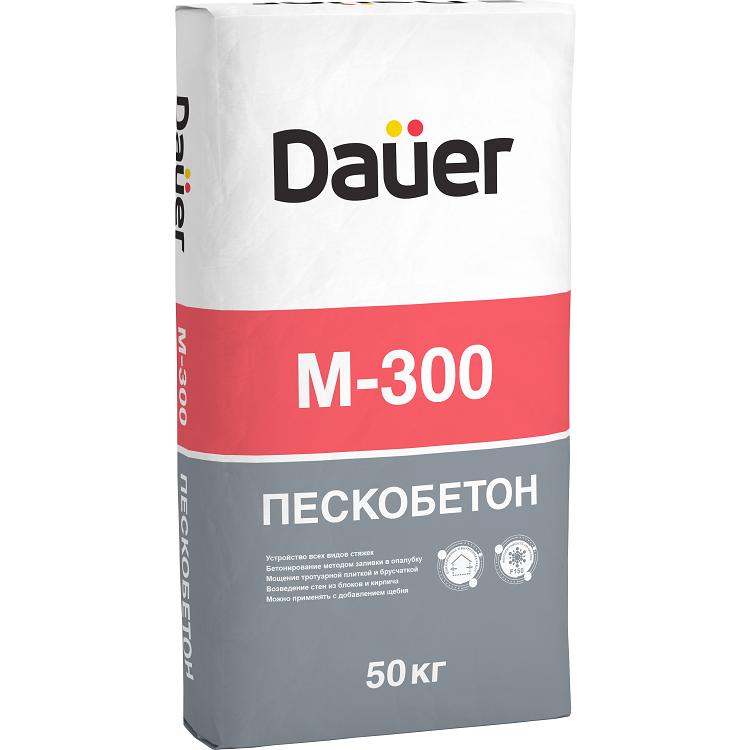 Состав бетона м300 — пропорции, характеристики