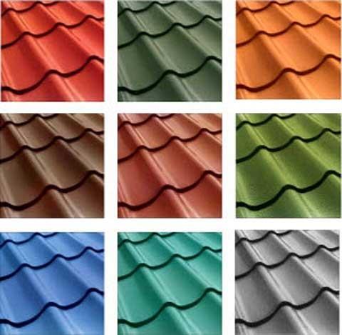 Крыша серого цвета: фото современных вариантов