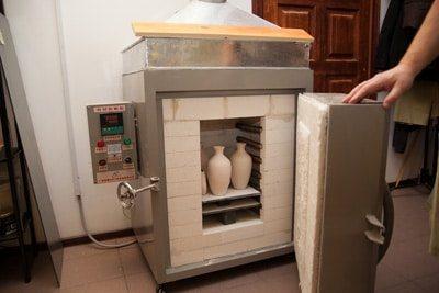 Керамика. подотовка глины для керамических изделий.