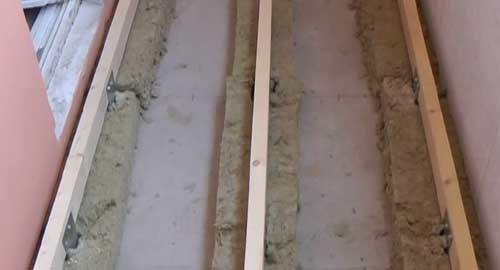 Цементно-стружечная плита (цсп) — применение для пола