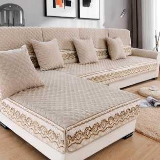 Накидка на диван, способ улучшить интерьер -фото примеров