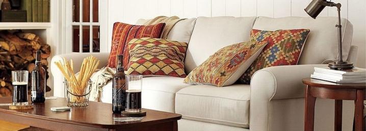 Основные характеристики мебельных тканей