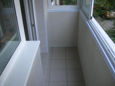 Можно ли отделать балкон панелями мдф
