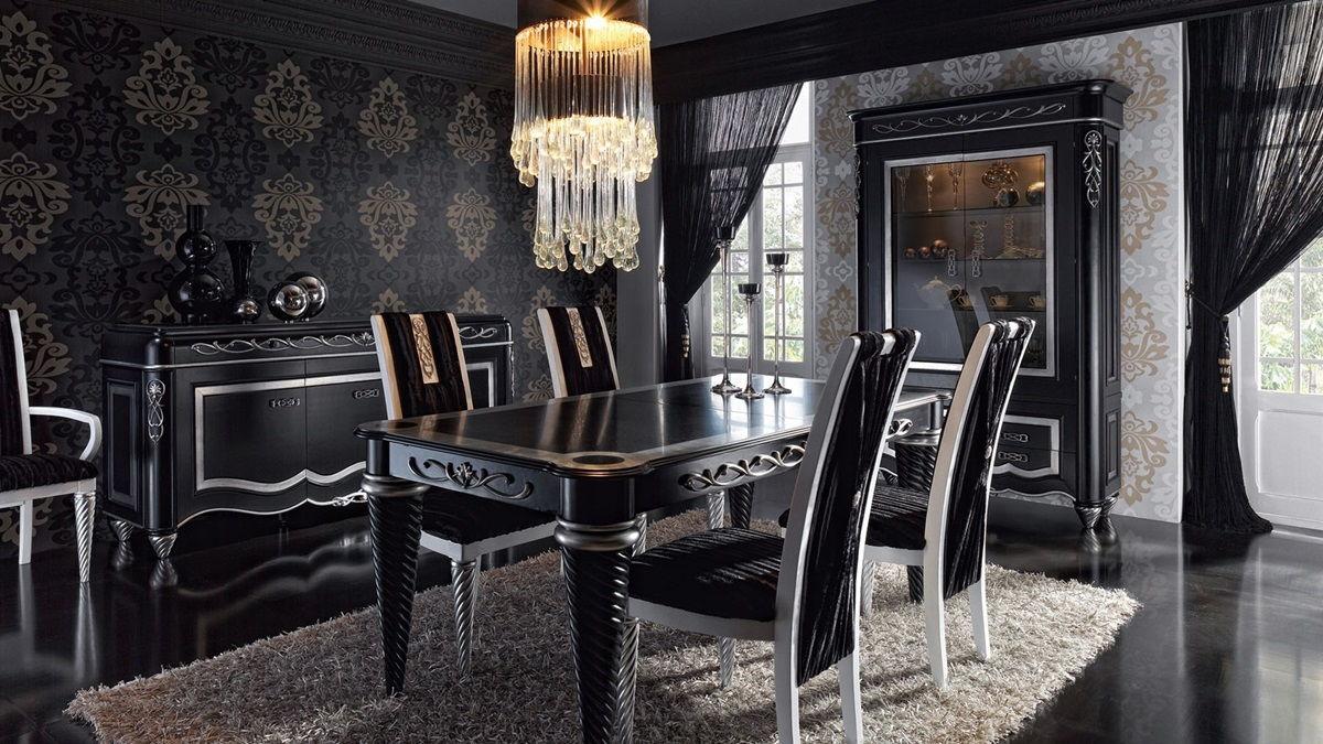 Впечатляющие дизайны для любимой квартиры: оригинальный и особенный стиль арт-деко в интерьере