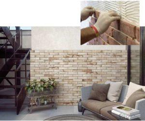 Натуральный камень для внутренней отделки (57 фото): выбрать облицовочный материал для декора, облицовка стен в доме природным камнем