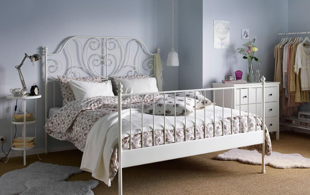 ikea кровать