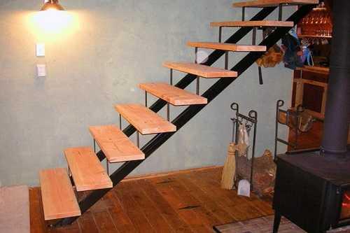 Как самому правильно сварить лестницу