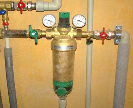 Фильтры грубой очистки воды для квартиры: виды, особенности выбора