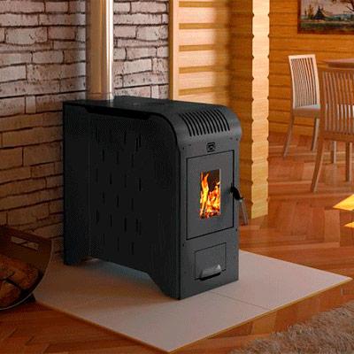 Печи длительного горения для отопления дома их преимущества и недостатки