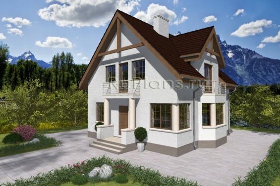 Дом в скандинавском стиле: минимализм с комфортом