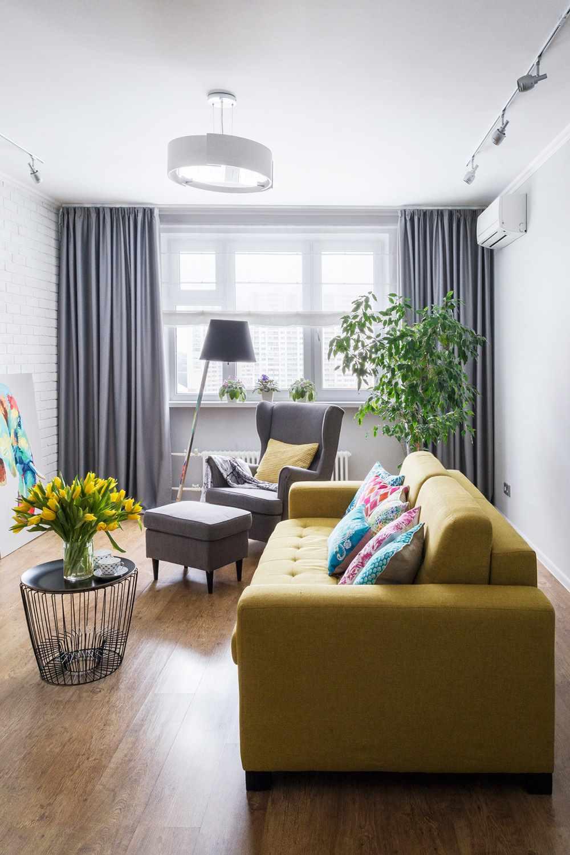 интерьеры гостиных комнат в квартире фото реальные