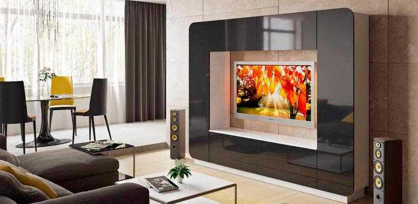 Стенка в гостиную – 100 фото популярных конфигураций и модных стилей меблировки