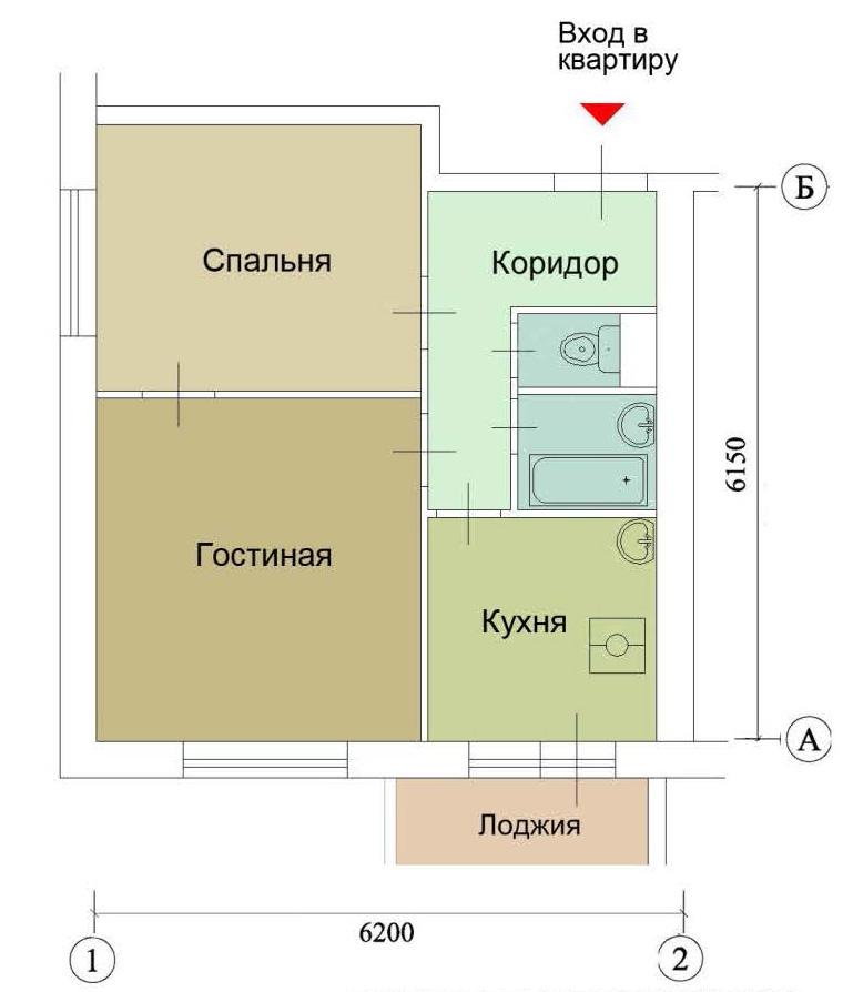 Дома серии ii-18/9: планировки, фото, характеристики
