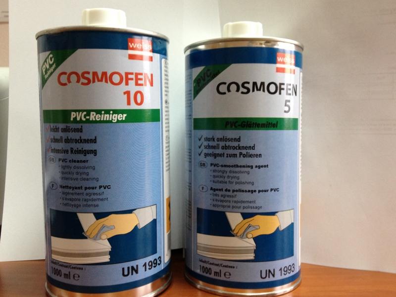 Жидкий пластик для окон: как пользоваться космофеном для пластиковых окон