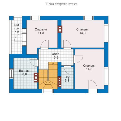 планировки одноэтажных домов до 120 кв м