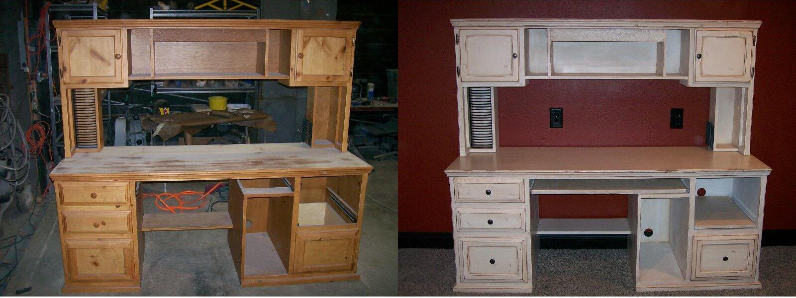 восстановление мебели
