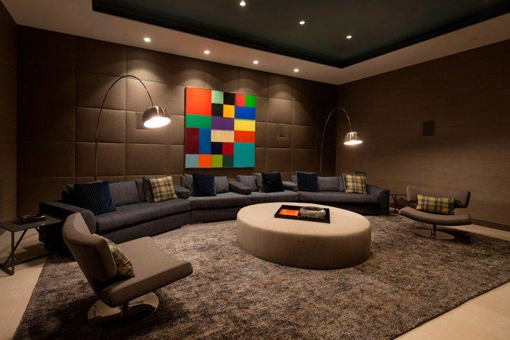 Ковры на пол в зал (75 фото): как выбрать ковры в современном стиле для интерьера гостиной