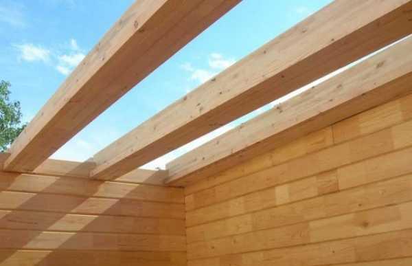 Особенности и классификация деревянных балок перекрытия