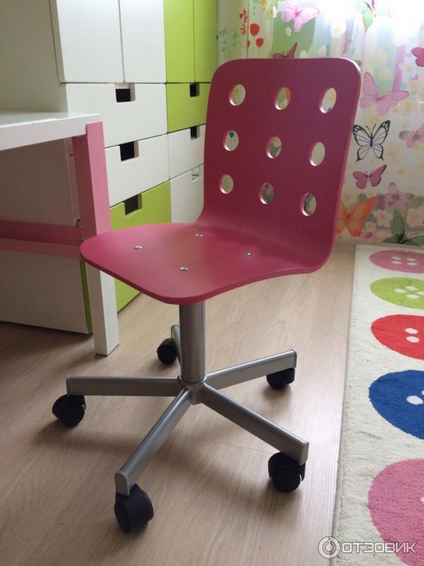стул в детскую комнату для школьника