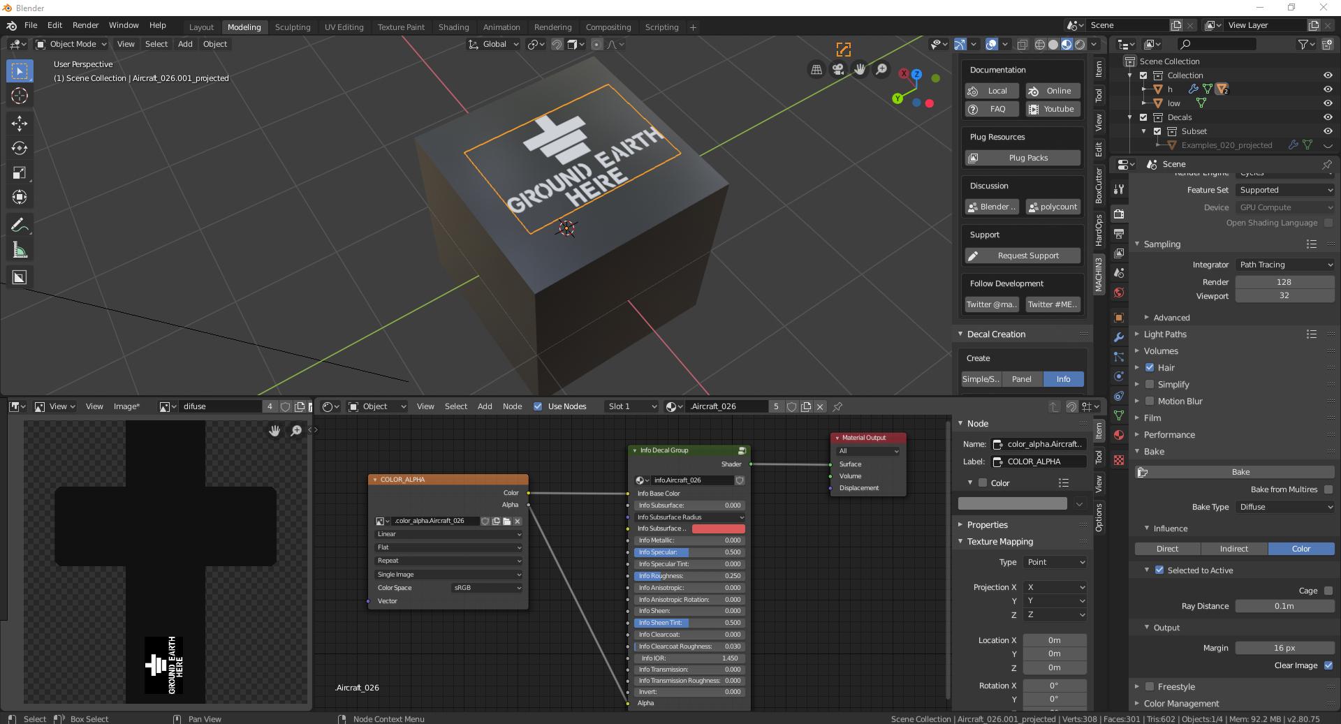 Уроки blender 3d для начинающих (на русском языке)