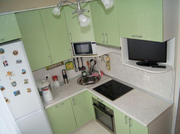 Телевизор на кухне: как выбрать, варианты размещения, советы.
