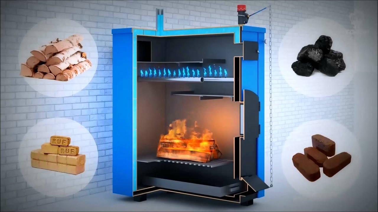 Как выбрать дровянную печь-камин длительного горения для дачи